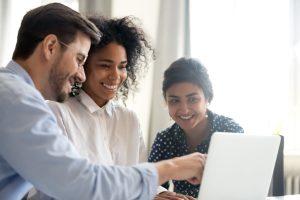 Mentors shape career