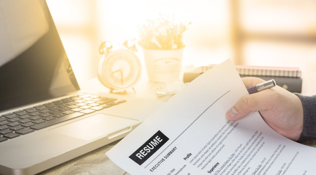 10 Ways to Make Your Resume Stand Out